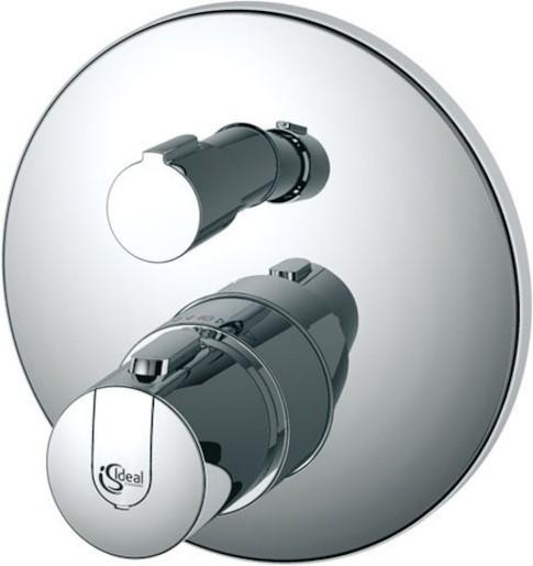 Ideal Standard Ceratherm 100 Armatura vanová termostatická podomítková, chrom - A 4888 AA