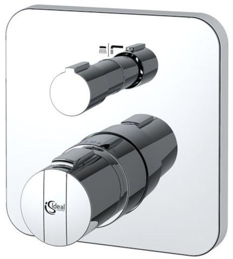Vanová baterie Ideal Standard CeraTherm 200 bez podomítkového tělesa chrom A5620AA