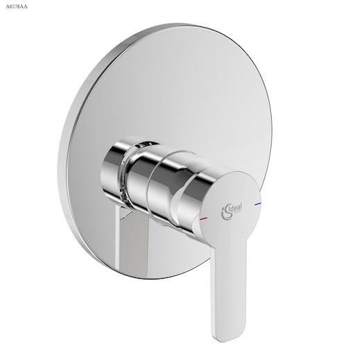 Sprchová baterie Ideal Standard Gio bez podomítkového tělesa chrom A6278AA
