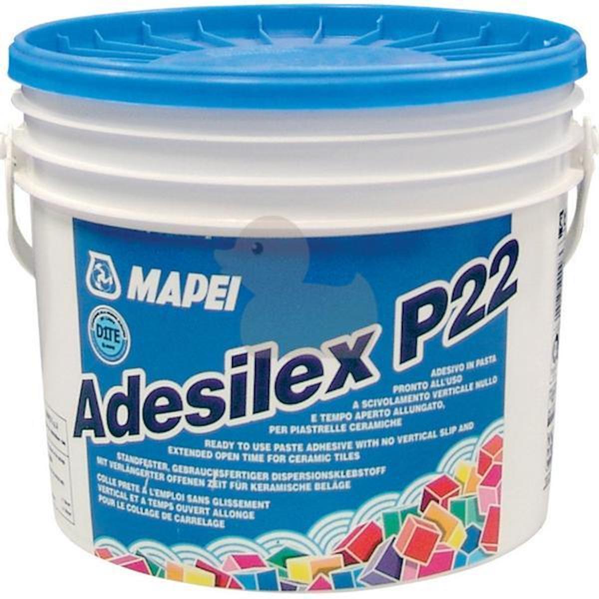 Lepidlo Mapei Adesilex P22 bílá 5 kg D1TE ADESILEX
