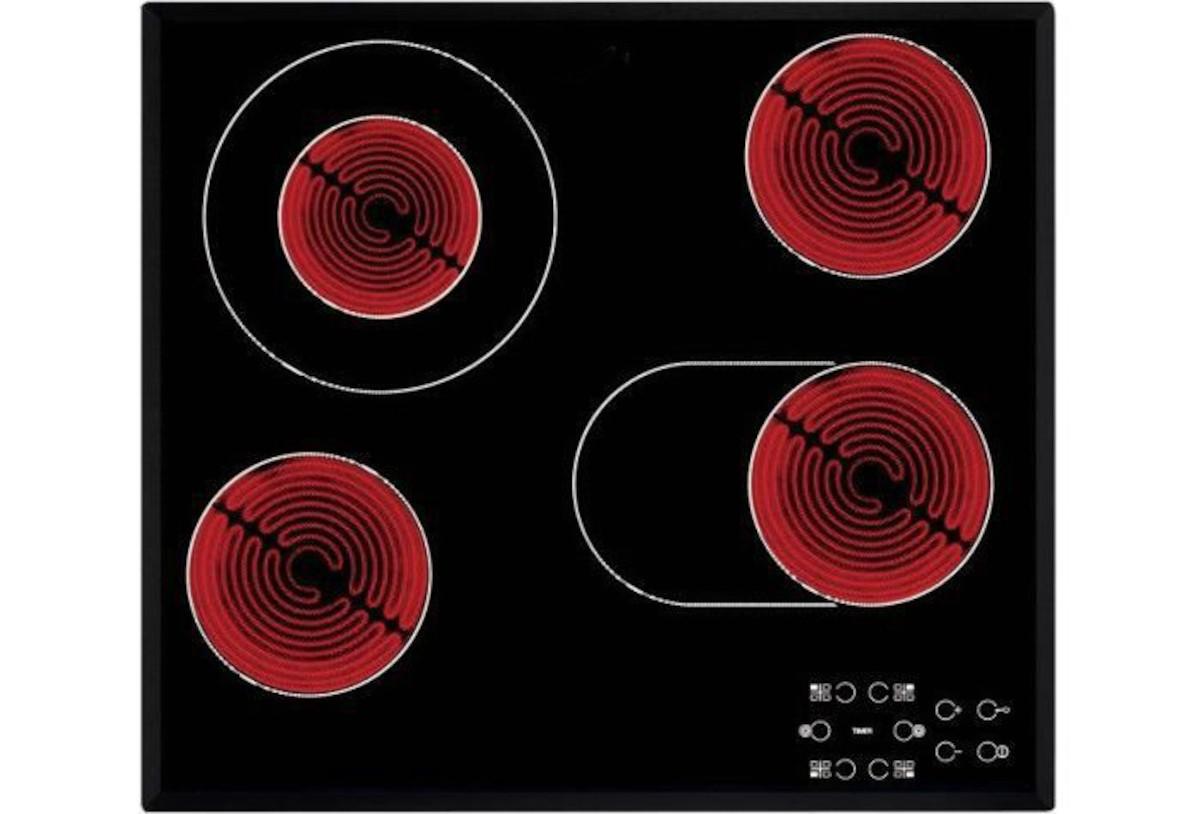Sklokeramická varná deska Whirlpool černá AKT8190BA