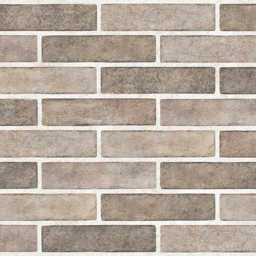 Obklad Multi Brick Tones tobacco 6x25 cm mat BRTONESTO