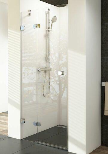 Sprchové dveře Ravak BSD2-100 A-L chrom+transparent 0ULAAA00Z1