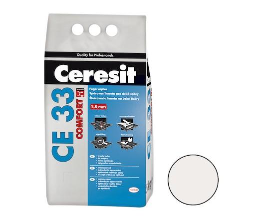 Spárovací hmota Ceresit CE 33 jasmine 5 kg CG1 CE33540