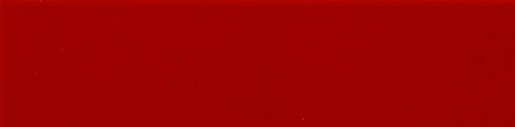 Obklad Ribesalbes Chic Colors rojo 10x30 cm mat CHICC1408