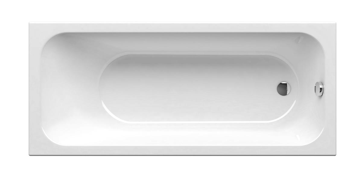 Obdélníková vana Ravak Chrome 150x70 cm akrylát C721000000