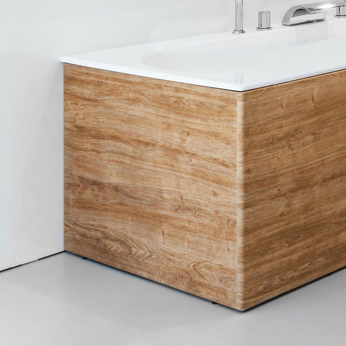 E-shop Panel k vaně Ravak City 80 cm akrylát dub X000001063