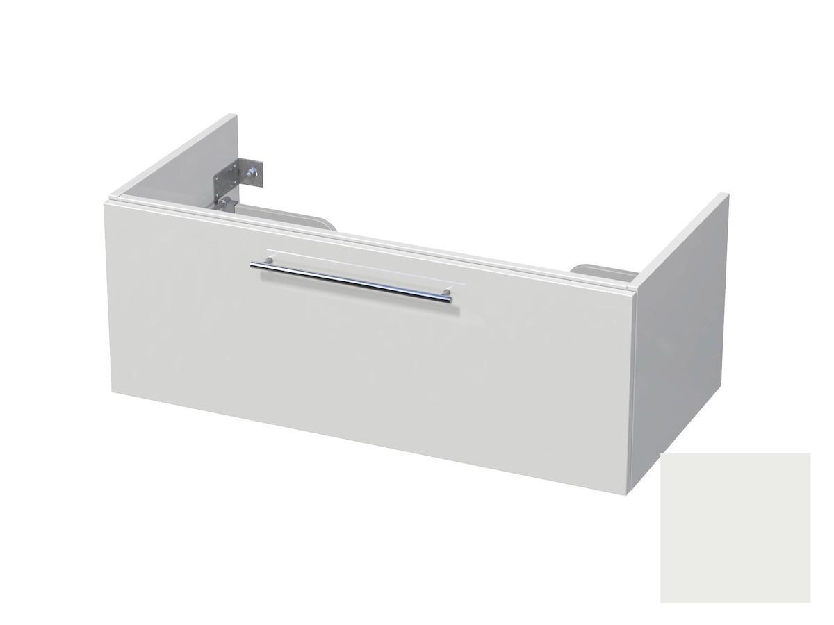 Koupelnová skříňka pod umyvadlo Naturel Ratio 100x41,5x40 cm bílá mat CU1001Z36.9016M