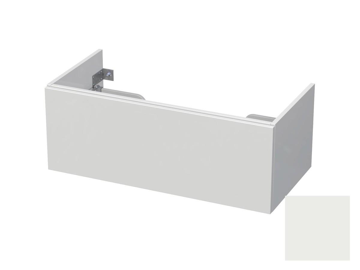 Koupelnová skříňka pod umyvadlo Naturel Ratio 100x41,5x40 cm bílá mat CU1001Z36PU.9016M