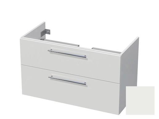 Koupelnová skříňka pod umyvadlo Naturel Ratio 100x61,5x40 cm bílá mat CU1002Z56.9016M