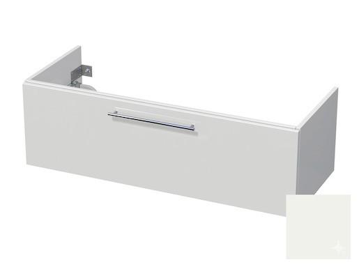 Koupelnová skříňka pod umyvadlo Naturel Ratio 120x41,5x40 cm bílá lesk CU120D1Z36.9016G