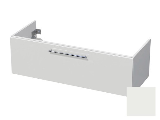 Koupelnová skříňka pod umyvadlo Naturel Ratio 120x41,5x40 cm bílá mat CU120D1Z36.9016M