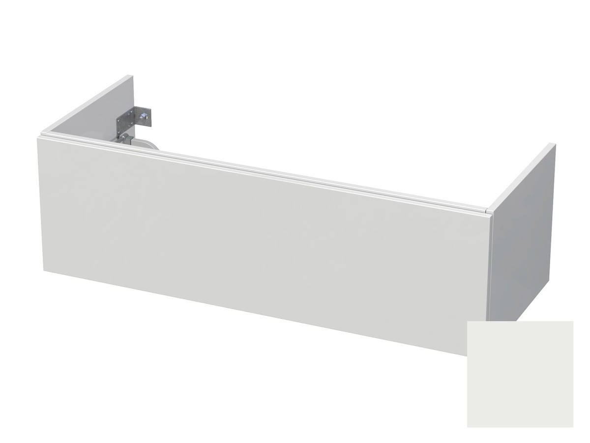 Koupelnová skříňka pod umyvadlo Naturel Ratio 120x41,5x40 cm bílá mat CU120D1Z36PU.9016M