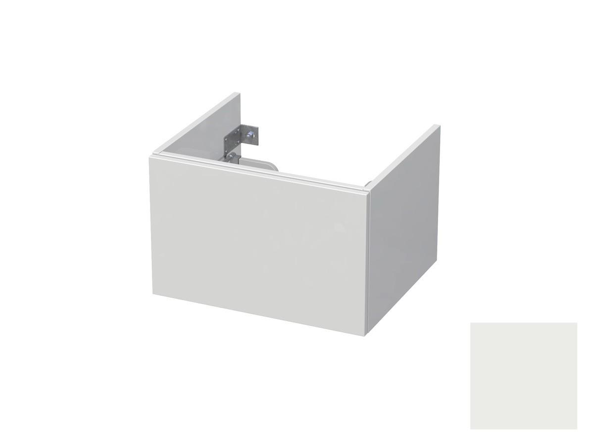 Koupelnová skříňka pod umyvadlo Naturel Ratio 60x41,5x40 cm bílá mat CU601Z36PU.9016M
