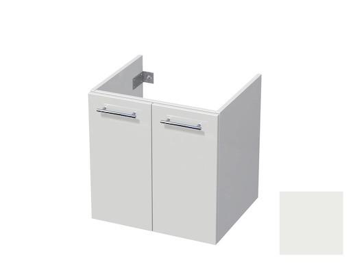 Koupelnová skříňka pod umyvadlo Naturel Ratio 60x61,5x40 cm bílá mat CU602D56.9016M