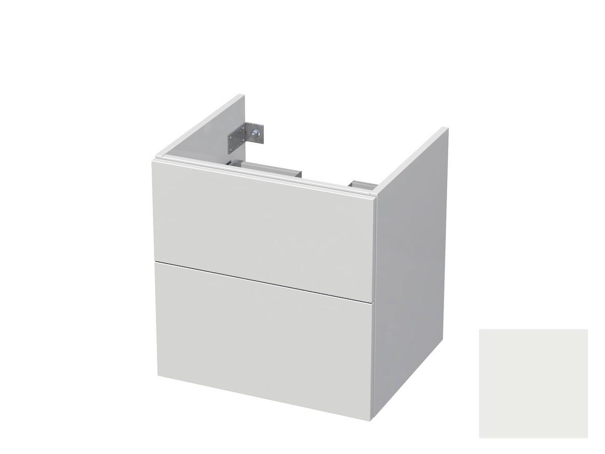 Koupelnová skříňka pod umyvadlo Naturel Ratio 60x61,5x40 cm bílá mat CU602Z56PU.9016M