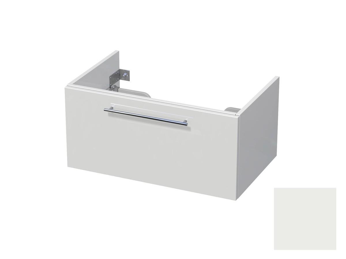 Koupelnová skříňka pod umyvadlo Naturel Ratio 80x41,5x40 cm bílá mat CU801Z36.9016M