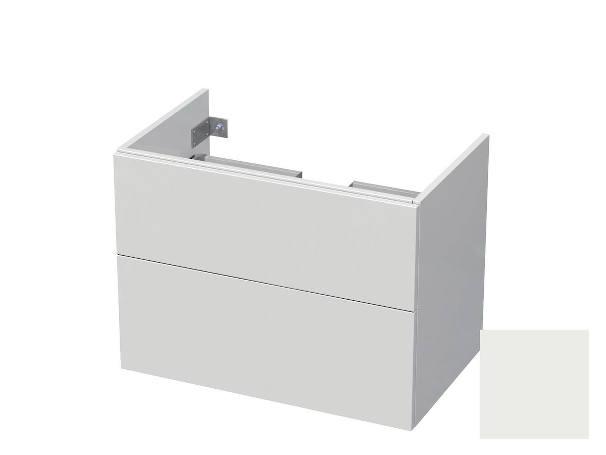 Koupelnová skříňka pod umyvadlo Naturel Ratio 80x61,5x40 cm bílá mat CU802Z56PU.9016M