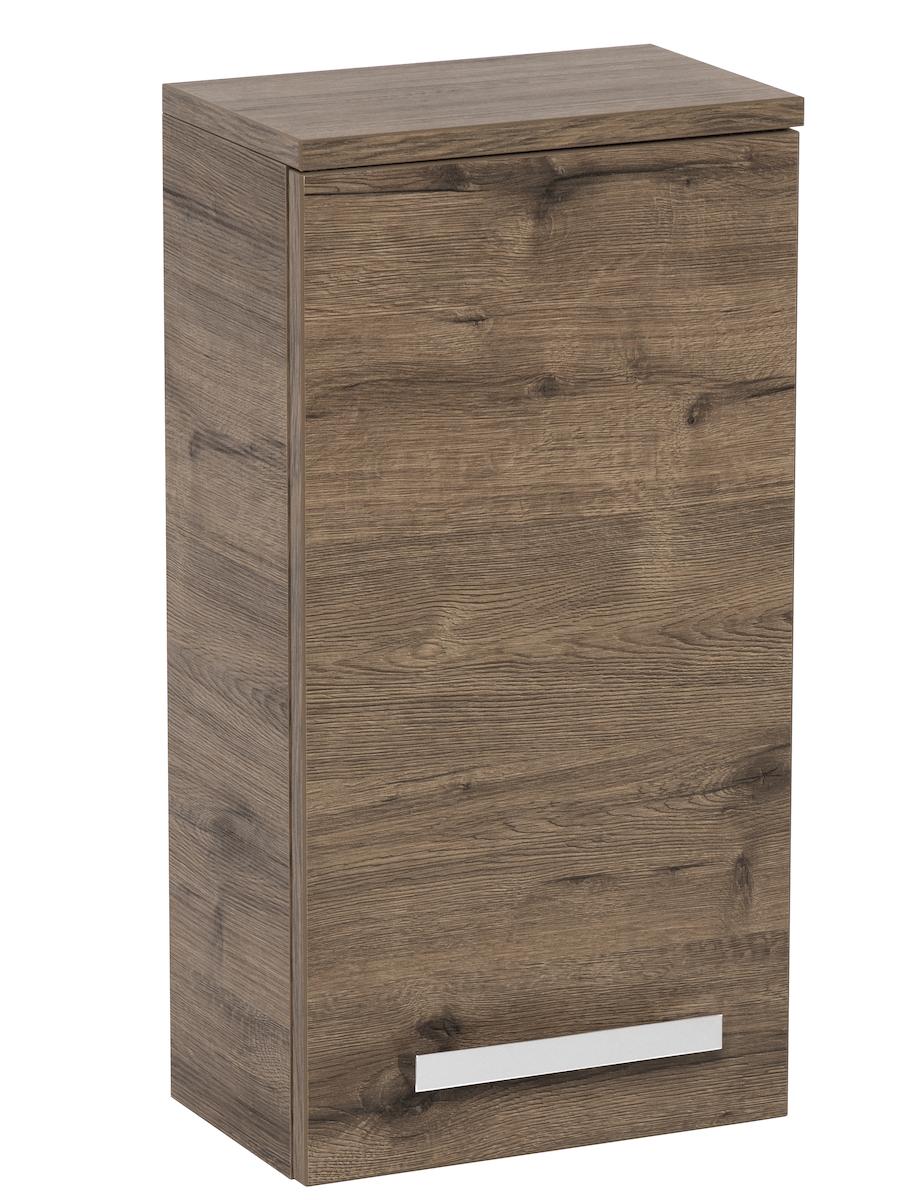 Koupelnová skříňka nízká Naturel Cube Way 32,5x20 cm dub wellington CUBE2H32DW
