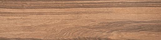 Dlažba Rako Board hnědá 30x120 cm mat DAKVF143.1