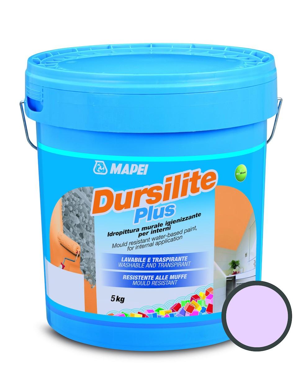 Interiérová barva Mapei Dursilite Plus světle fialová 5 kg DURSILITEP5SFI