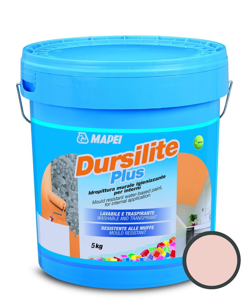 Interiérová barva Mapei Dursilite Plus starorůžová 5 kg DURSILITEP5SR