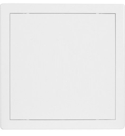 HACO Dvířka vanová 15x15 plast bílá DV1515BILA