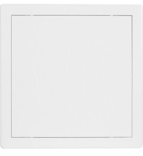 HACO Dvířka vanová 20x20 plast bílá DV2020BILA