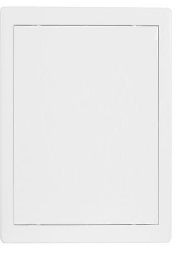 HACO Dvířka vanová 20x25 plast bílá DV2025BILA