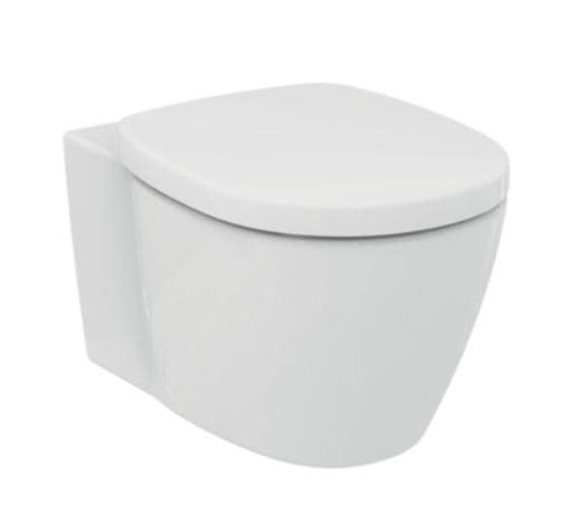 Wc závěsné Ideal Standard Connect zadní odpad E771801