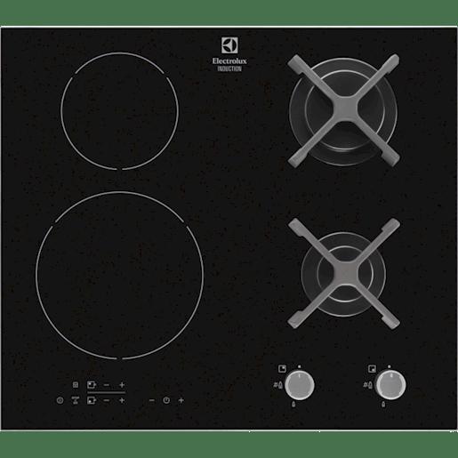 Kombinovaná varná deska Electrolux černá EGD6576NOK