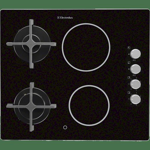 Kombinovaná varná deska Electrolux černá EGE6172NOK