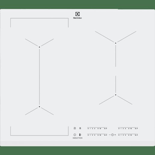 Indukční varná deska Electrolux bílá EIV63440BW