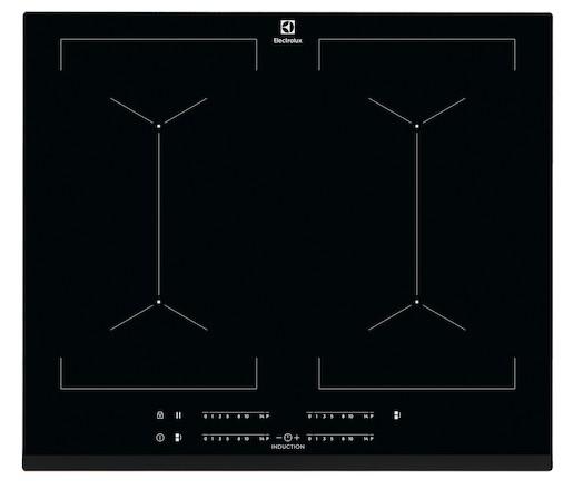 Indukční varná deska Electrolux černá EIV644