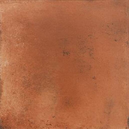 Dlažba Rako Via červenohnědá 30x30 cm, mat DAR34712.1