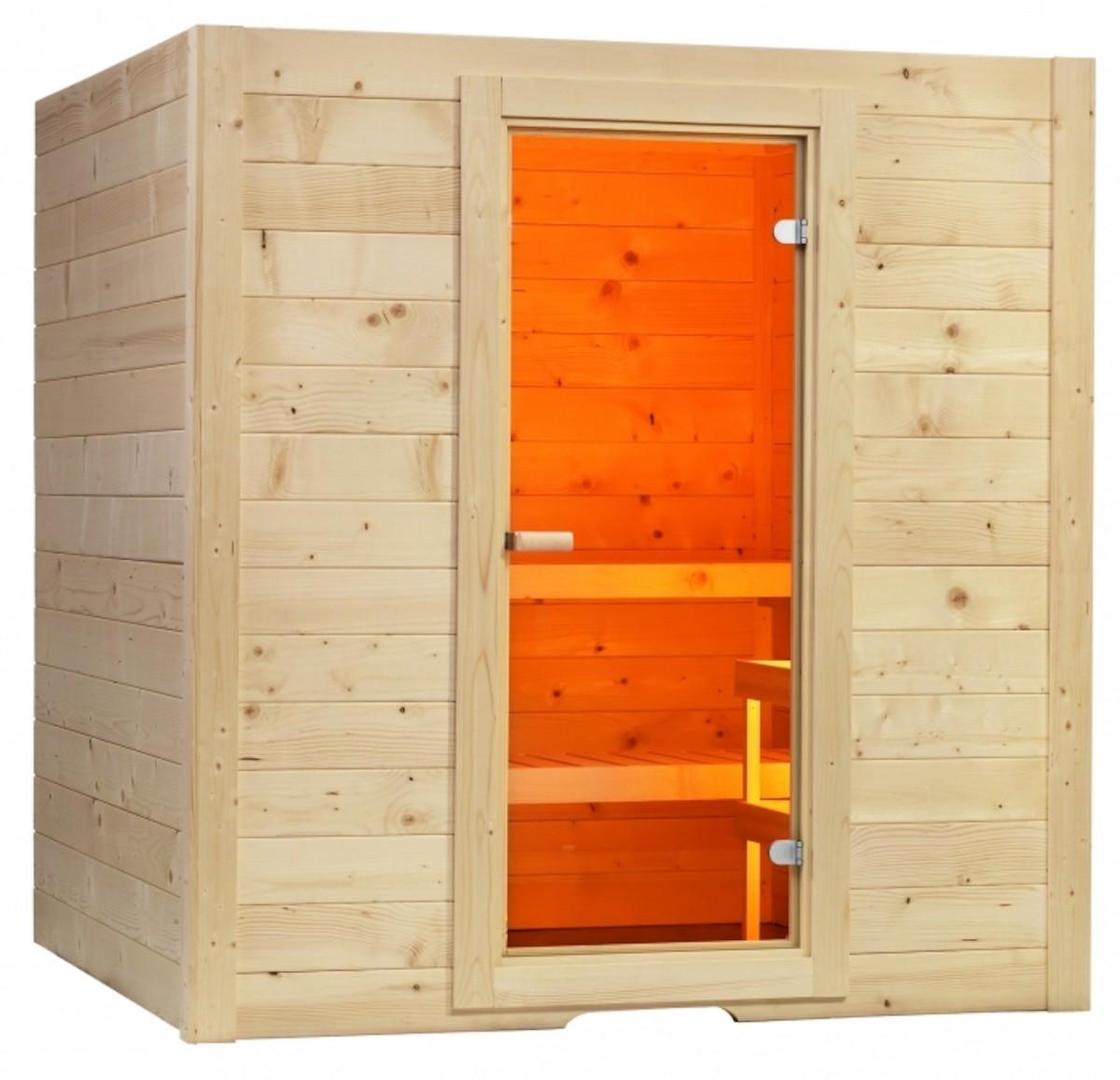 Finská sauna LARGE, HARVIA XENIO