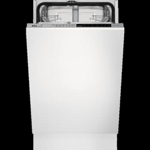 Vestavná myčka nádobí AEG 45 cm FSE83400P