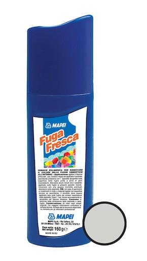 Barva na spáry Mapei Fuga Fresca stříbrošedá 160 g FUGAFRESCA111