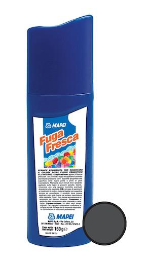 Barva na spáry Mapei Fuga Fresca antracite 160 g FUGAFRESCA114