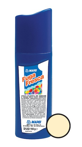 Barva na spáry Mapei Fuga Fresca vanilka 160 g FUGAFRESCA131