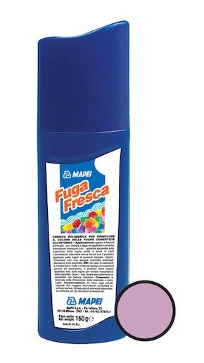 Barva na spáry Mapei Fuga Fresca fialová 160 g FUGAFRESCA162