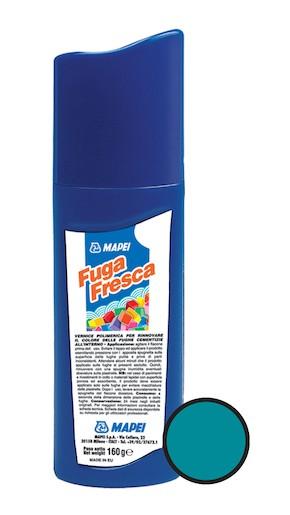 Barva na spáry Mapei Fuga Fresca tyrkysová 160 g FUGAFRESCA171