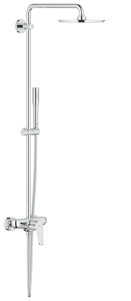 Sprchový systém Grohe Euphoria System s pákovou baterií chrom 23058003