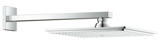 GROHE Rainshower Allure, 230 x 230 mm, sprchové rameno 286 mm, chrom (26054000)