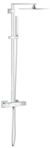 Sprchový systém Grohe Euphoria Cube System s termostatickou baterií chrom 26087000