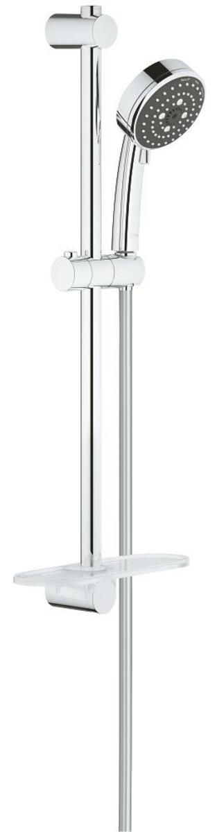 Sprchový set Grohe Vitalio Comfort na stěnu chrom 26096000