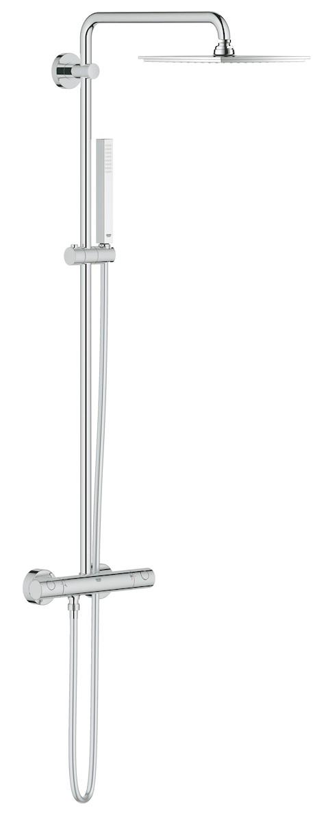 Sprchový systém Grohe Euphoria System s termostatickou baterií chrom 26187000