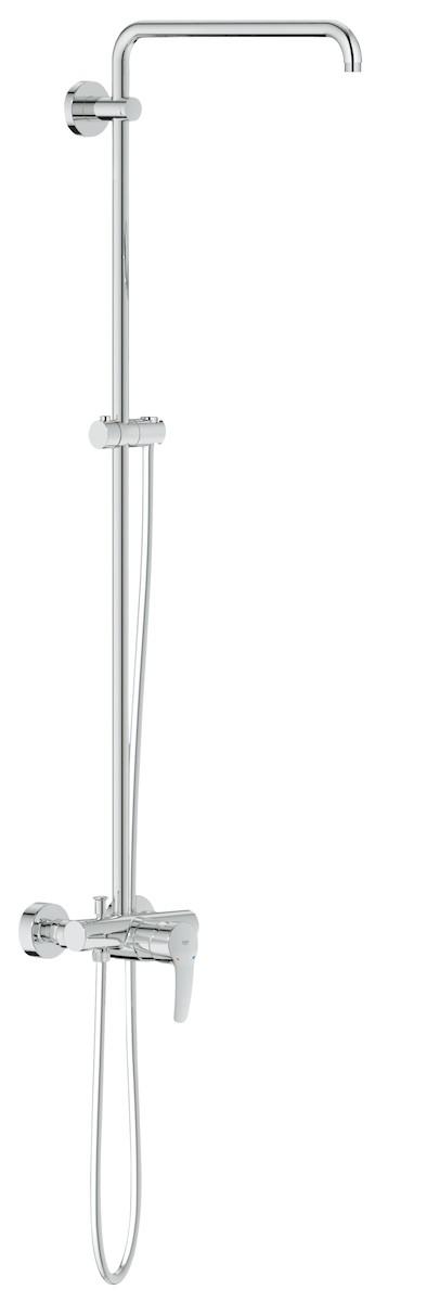 Sprchový systém Grohe Euphoria System s pákovou baterií chrom 26240000