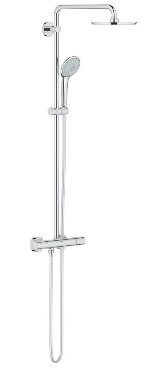 Sprchový systém Grohe Euphoria System s termostatickou baterií chrom 26383000