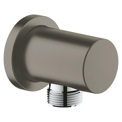Podomítkový vývod Grohe Rainshower neutral Brushed Hard Graphite 27057AL0